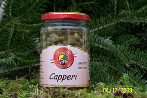 CAPPERI AL NATURALE