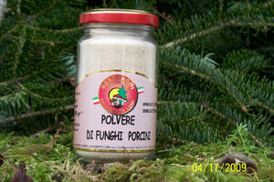 POLVERE DI FUNGHI PORCINI ml 212 (+-90 gr)
