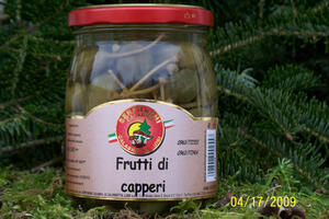 FRUTTI DI CAPPERI ml 580