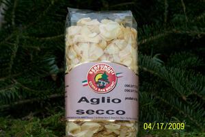 AGLIO SECCO GR 100