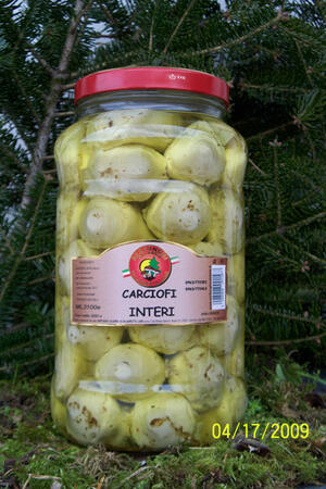 CARCIOFI INTERI ML 3100-1062