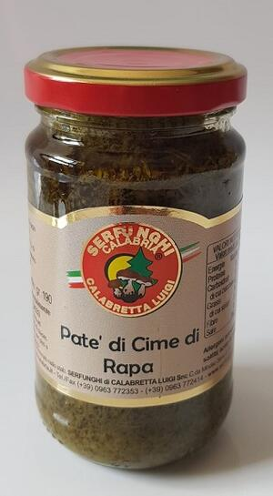 PATE^ DI CIME DI RAPE ML 212