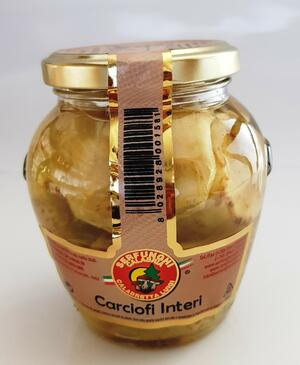 CARCIOFI INTERI ML 314/580