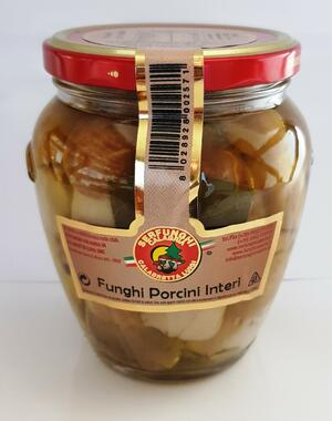 PORCINI INTERI ml 314/580/1062/3100
