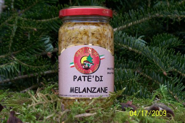 PATE^ DI MELANZANE ml 212/ml 314