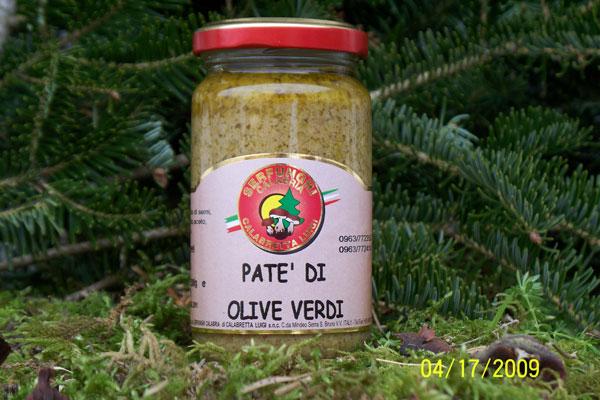 PATE^ DI OLIVE VERDI ml212/580/314