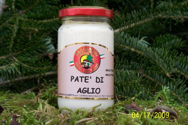 PATE^ DI AGLIO ml 212