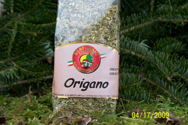 ORIGANO GR 40-GR 500