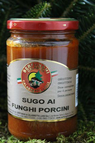 SUGO AI FUNGHI PORCINI ml 314