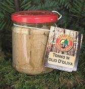 filetti di tonno gr 200 in vaso di vetro con olio d^oliva