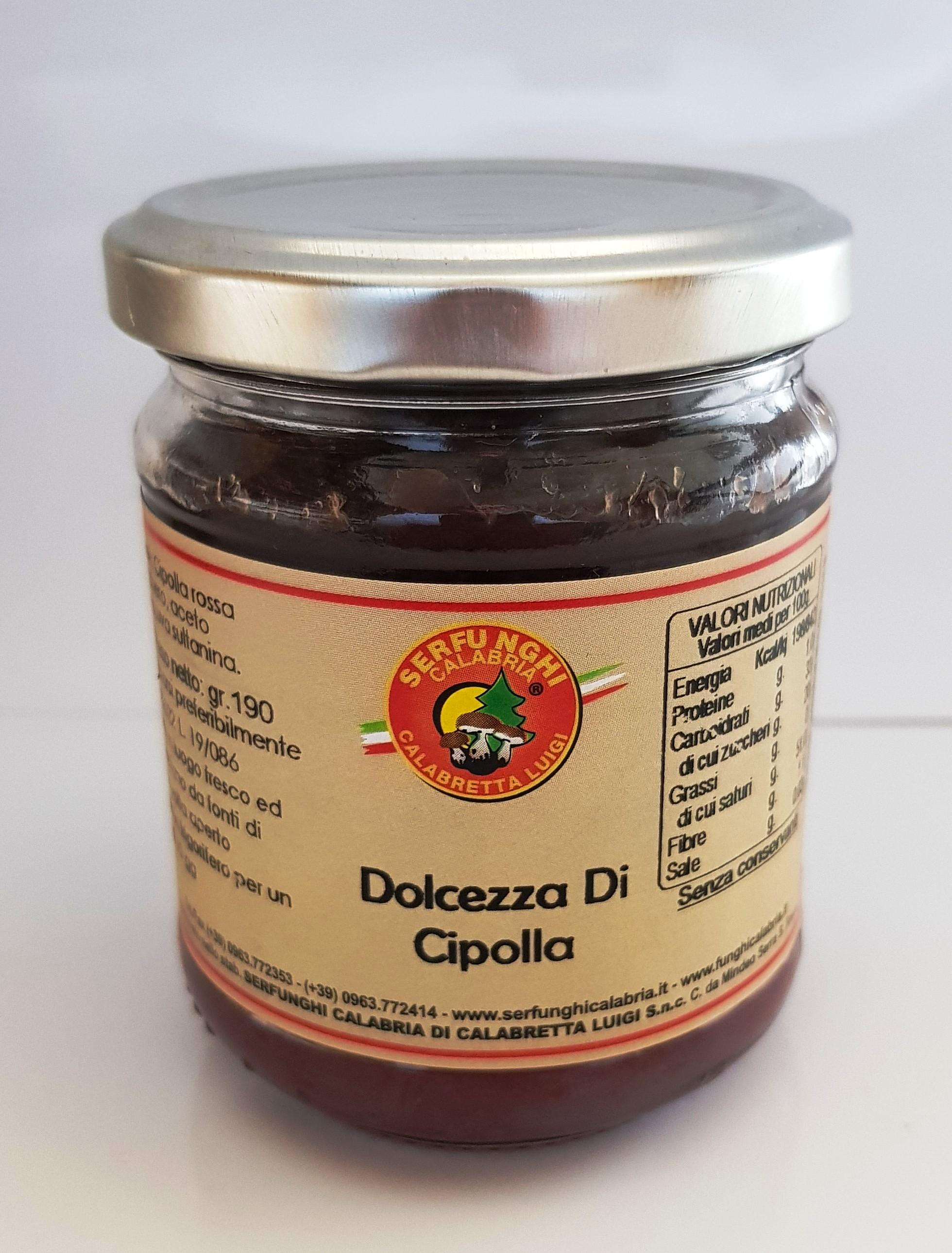 DOLCEZZA DI CIPOLLA ML 212