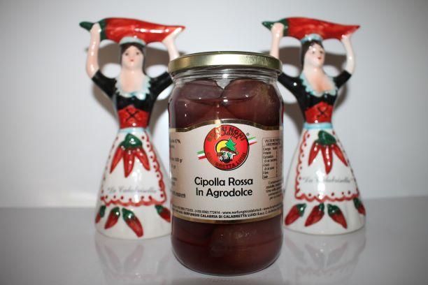 CIPOLLA ROSSA IN AGRODOLCE ML 314-580-3100